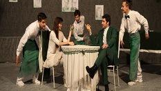 """Гледайте """"Срещу течението на Хъдсън""""на 12 Mарт от 19:00 часа - за 6лв, в Театрална Работилница Сфумато"""