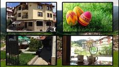 Великден в Родопите! 2 или 3 нощувки със закуски и вечери + празнична вечеря на цени от 68лв, от Семеен хотел Турист***, Чепеларе