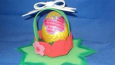 Великденски красоти от Бутик 18 - Кошница с или без яйца от 2лв.