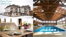 Отпразнувай 3 Март край Банско! 3 нощувки със закуски и вечери + басейн с минерална вода, от Seven Seasons Hotel &SPA 3*
