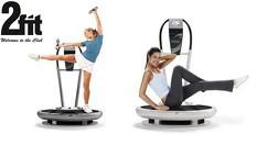 Интензивен масаж с FITBIVE + Релакс зона (сауна, парна баня и леден душ) - за 9.90лв, от Фитнес клуб 2Fit