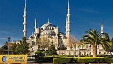 Великден в Истанбул! 3 нощувки със закуски и транспорт + посещение на МОЛ Форум и Одрин само за 258лв, от Комфорт Травел
