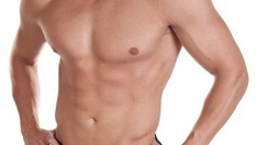 Кола маска за мъже на гърди + корем - за 11.90лв! Секси гладка кожа от Салон за красота Beauty Lozenec