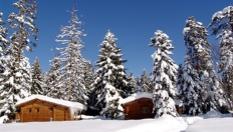 Приказна почивка в Боровец през Януари и Февруари! Нощувка в самостоятелна вила за до четирима със или без сауна + БОНУС, от Вилно селище Ягода 3*