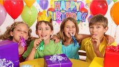 Незабравим рожден ден! 10 детски менюта, празнична украса, покани за гостите и наем на зала - за 64лв, от Детски кът Папи