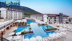 Ранни записвания за Юни в Дидим, Турция! 7 нощувки на база ALL INCLUSIVE в хотел RAMADA RESORT HOTEL AKBUK 4+* само за 415лв + възможност за организиран транспорт, от ТА Глобус Холидейс