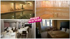 Нова година в Банско! 3 или 4 нощувки, закуски и вечери /едната Празнична/ + басейн и СПА за ДВАМА или ЧЕТИРИМА, от Хотел Марая 3*