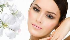 Грижа за красотата! Почистване на лице с ултразвук + подарък безплатно оформяне на вежди - за 14.99лв, от Салон за красота Бижу