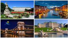 Италия, Австрия и Унгария