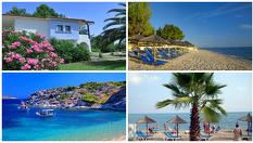 На море в Гърция