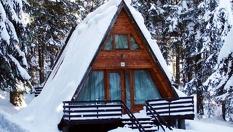 Ски почивка в къщичка в Боровец! Нощувка във вила за до четирима + БОНУС, от Вилно селище Малина 3*