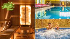 СПА и лукс във Велинград през есента! Нощувка със закуска и вечеря + СПА и минерален басейн + Бонус, от Хотел Здравец Wellness &Spa 4*