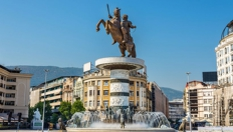Охрид, Скопие и Струга