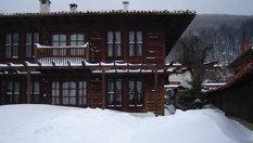 Жеравна, Къща за гости Кенара