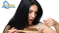 Лечебна терапия против косопад - Stimover-Стимулиране растежа на косъма, при смяна на сезоните и алопеция пролет 2015 + подстригване, сешоар и стайлинг по избор само за 29.90лв, намалено от 75лв от Веригата Дерматокозметични центрове Енигма