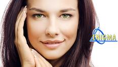 Върни младостта! Мио лифтинг на лице и шия чрез електростимулация на мускулатурата Белекс-08 и БиоАрсон Д с чиста хиалуронова киселина само за 29.90лв, вместо 90лв, от Верига Дерматокозметични центрове ЕНИГМА