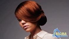 НОВО! Перфектна коса - Кислородна мезотерапия на скалп и по дължина на косъма с OXY MATE и хиалуронова киселина + изсушаване и прическа, с или без подстригване или боядисване по избор на цени от 29.90лв, от Верига Дерматокозметични центрове Енигма