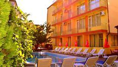 Слънчев бряг, Хотел Риор 3*
