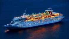 Майски празници на кораб