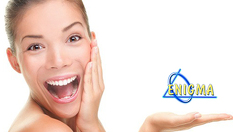 Фотоподмладяване със слънце защитни филтри на цяло лице или шия и деколте, за заличаване на пигментни петна, ситни бръчки, белези от акне и капиляри - за 39.90лв, от Дерматокозметични центрове ЕНИГМА