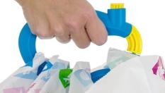Ръкохватка за торбички