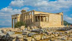 Санторини и Древна Атина