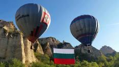 Въздушна разходка с Топловъздушен балон за ДВАМА + 1 дете със 70% отстъпка на цени от 39лв, Балон клуб Феникс