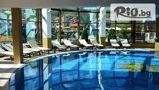 СПА почивка край Троян до края на Март! Нощувка със закуска и вечеря + външен /сезонен/, вътрешен басейн с топла минерална вода и СПА, от Хотел Чифлика Гранде 3*