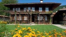 Жеравна, Хаджигергевата къща