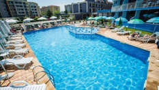 Слънчев бряг, Хотел Бохеми 3*