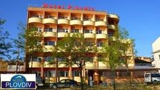 Приморско, Хотел Пловдив