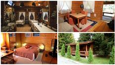 Прохладна почивка в Боровец през юли! Нощувка за до четирима в самостоятелна вила със или без сауна, от Вилно селище Ягода 3*