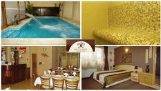 СПА почивка във Велинград през Януари! 2 или 3 нощувки със закуски и вечери + вътрешен басейн и СПА, от Хотел Жери 3*