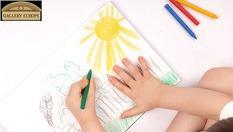 Уроци по рисуване за деца между 4 и 12 години - 1 астрономически час само за 5лв, от Галерия Европа