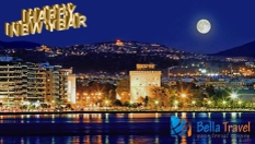 Нова година в Солун