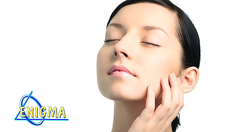 """Заличаване на бръчки, петна и белези от лицето, с новата терапия на лаборатории Tegor и кислородонасищане О2 за 39,90лв, вместо за 105лв, от Дерматокозметични центрове """"ЕНИГМА"""""""