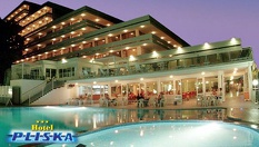 Почивка в Златни пясъци през Ноември! Нощувка на база All Inclusive + напълно реновиран вътрешен басейн и джакузи, от Хотел Плиска 3*