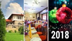 Нова година в Арбанаси! Празнични пакети със закуски, обеди или вечери (едната Новогодишна), програма + СПА, от Хотел Рачев Резиденс 4*