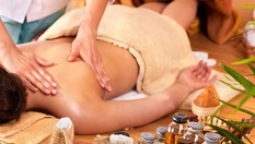 60 - минутен Релаксиращ-антистрес арома масаж на цяло тяло само за 11.95лв + рефлексотерапия на длани и стъпала, от Студио Exclusive