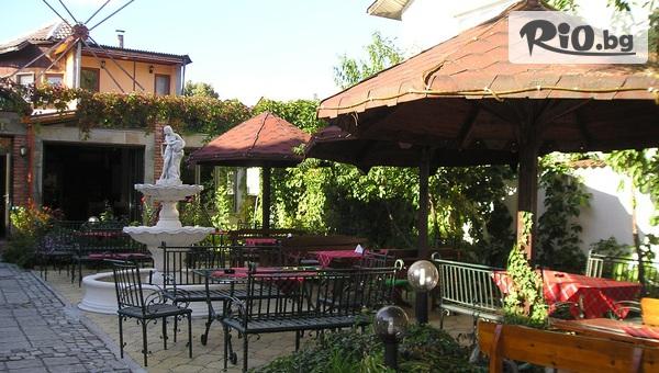 Хисаря, Ресторант-хотел Цезар #1