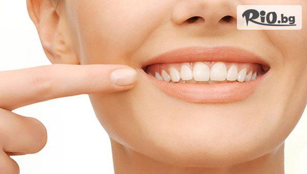 Циркониева корона с временен зъб