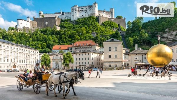 Екскурзия до Италия, Австрия и Унгария - Венеция, Виена, Залцбург, Будапеща и Загреб! 4 нощувки, закуски, автобусен транспорт, от Bulgaria Travel