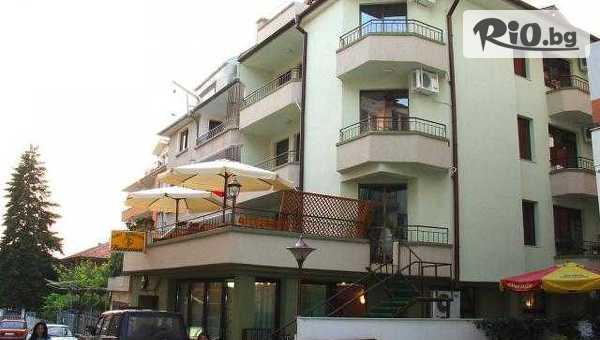 Хотел Ванини, Несебър #1