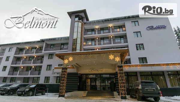 Belmont Ski &Spa Hotel 4* - thumb 2