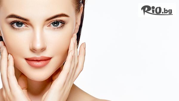 Ултразвуково почистване за сияйна кожа на лицето, от Студио Тереза
