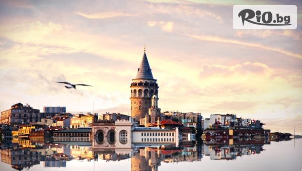 Уикенд екскурзия до Истанбул