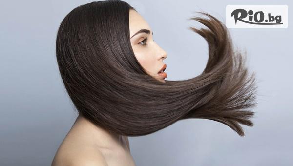 Дамско подстригване #1