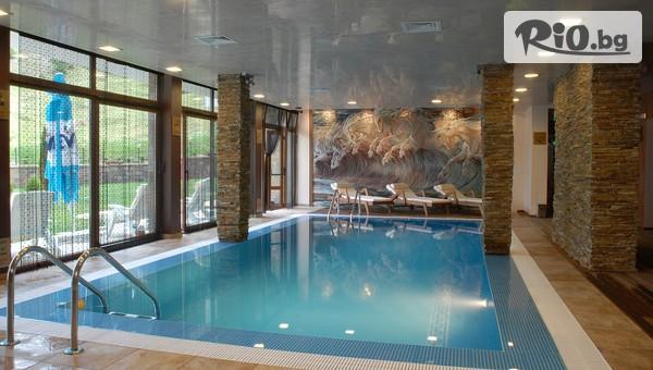Почивка в Пампорово за цялата компания! 2, 5 или 7 нощувки във вила + басейн и СПА, от Комплекс Forest Nook
