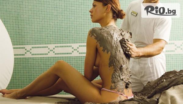 Таласотерапия за тяло с водорасли и масаж с концентриран гел от водорасли, от Салон за красота Womanity
