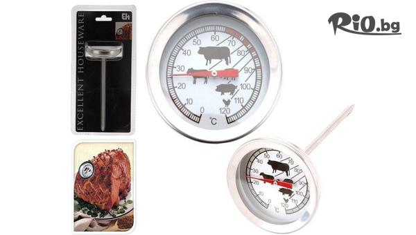 Термометър за печене на месо #1